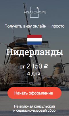 Виза в Нидерланды онлайн