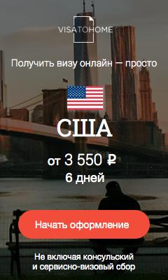 Виза в Соединённые Штаты Америки